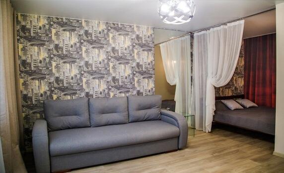 Квартиры посуточно Красноярск - Планета