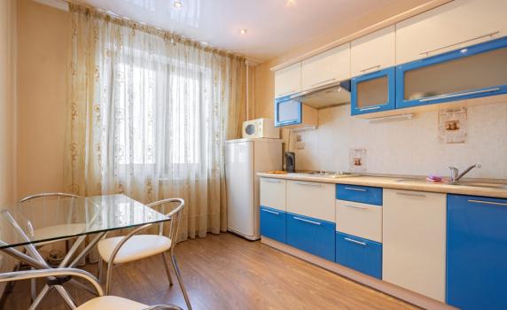 1 комнатная квартира посуточно Красноярск | МВДЦ Сибирь