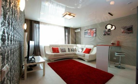 2х комнатная квартира на Алексеева