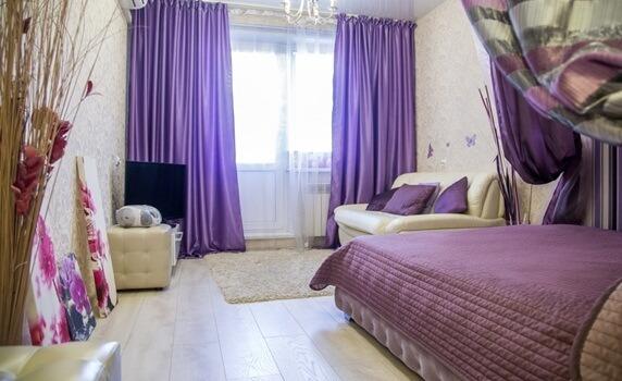 Квартира посуточно на Батурина | Взлетка