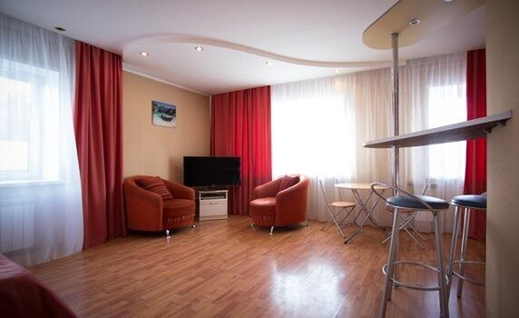 Гостиница в Квартирах в Красноярске посуточно