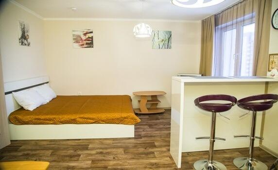 Квартира посуточно в Красноярске | Покровка