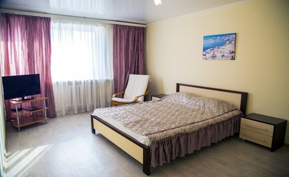 Квартира посуточно в Красноярске - Центр