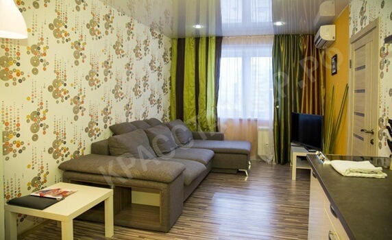 Квартира посуточно в Красноярске - Центр / Покровка