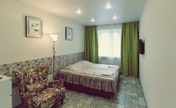 Мини-отель Красноярск | Взлетка