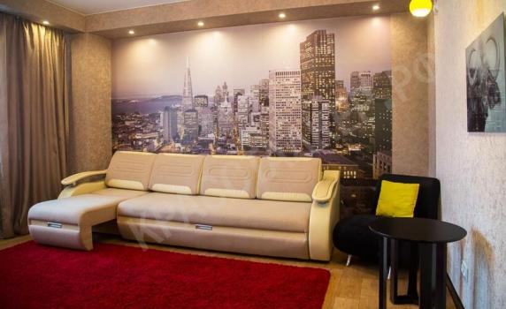 2 комнатная квартира посуточно Красноярск - Шахтеров