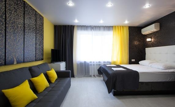 3 комнатная квартира посуточно в Красноярске | Взлетка