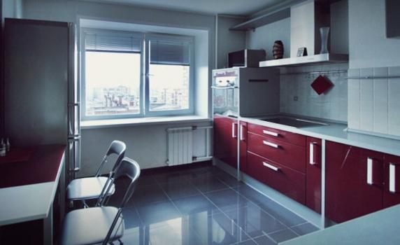 Водопьнова 12 | кухня