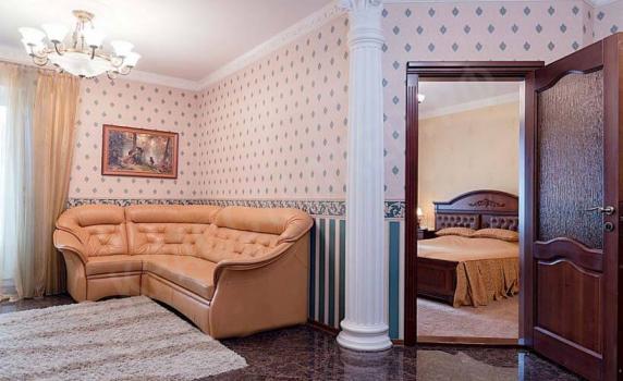 Квартира посуточно на Взлетке | Люкс