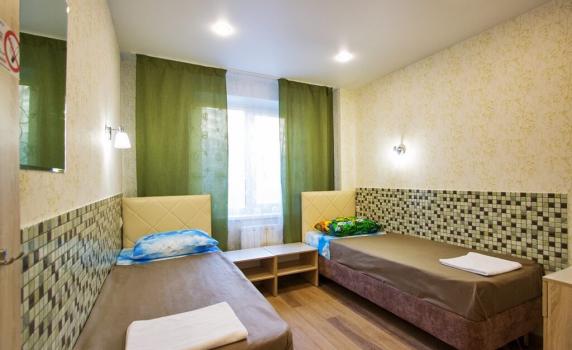 2-комнатная на Батурина