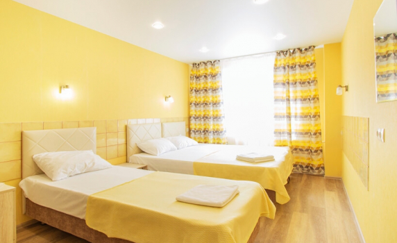 3-комнатная на Батурина